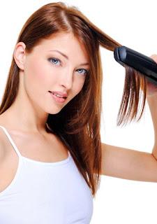 Como alisar el pelo con la plancha