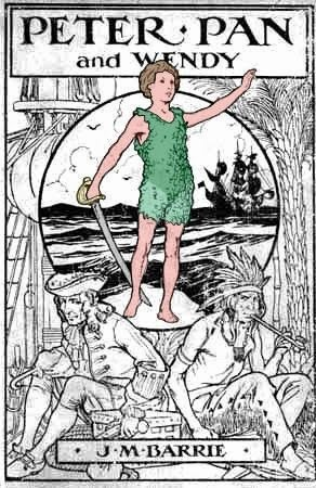 Peter Pan, de James M. Barrie