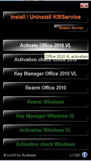 Cara Mudah Aktivasi Office 2010 Menjadi Full Version