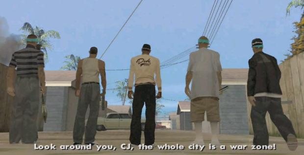 gta san andreas los desperados mission guide