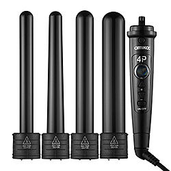 Amika Interchangeable Hair Curler Set