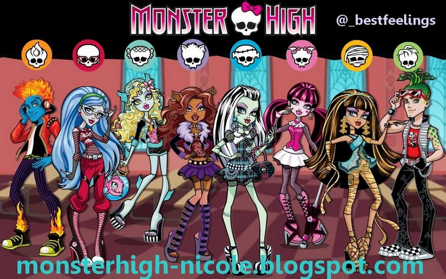 Monster High 4ever