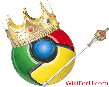 Chrome Wins Browser War