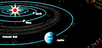 Hipernovas: Como as Naves Voyager Passaram Pelo Cinturão de Asteroides Sem Colidir Com Nenhum Deles? [Artigo]