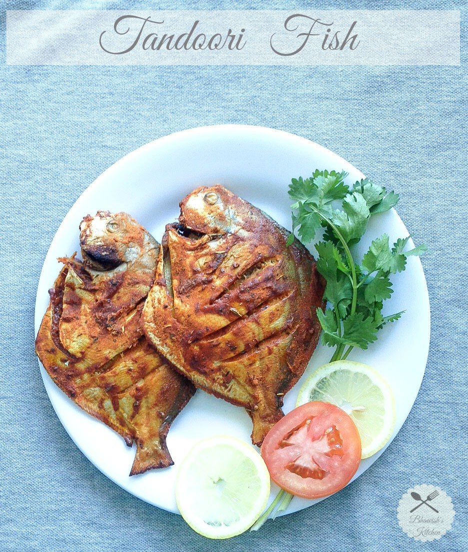 Remmy 39 s kitchen tandoori fish oven baked fish fry for Cliffords fish fry