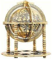 Penemu Globe Peta Bola Dunia - Al-Idrisi
