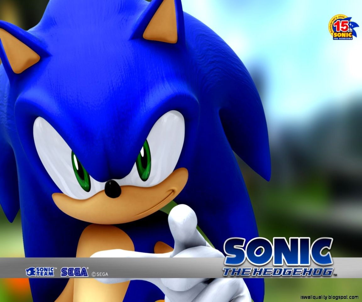 Sonic Hedgehog Wallpapers Wallpapers Quality