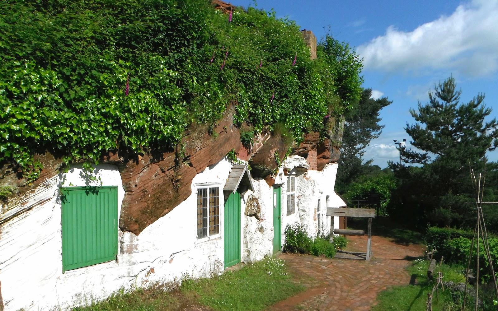 Rock Houses on Kinver Edge