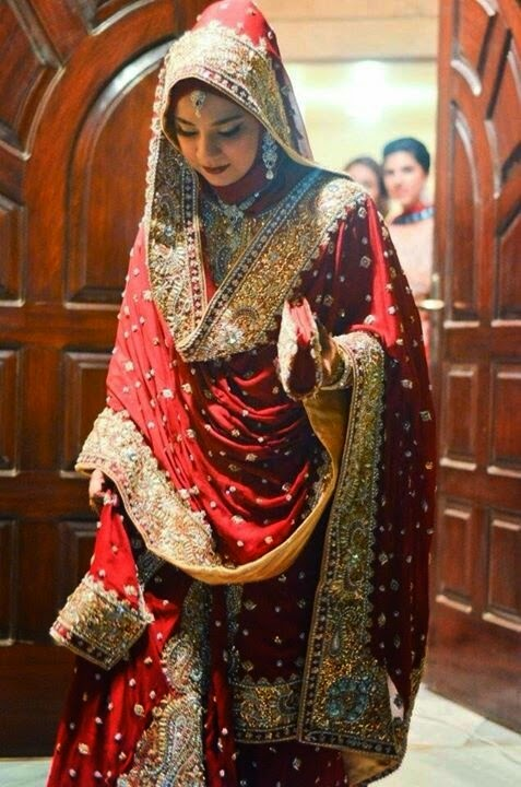asra\'s: Muslim Brides Who Choose Their Wedding Dress--Shameless