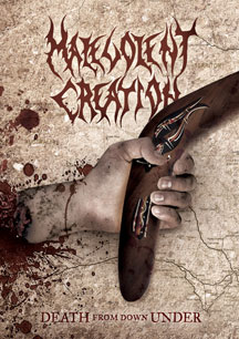Malevolent Creation &ndash; Death from Down Under [DVD-Audio] (2011)