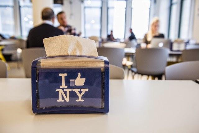 Kantin Mewah Karyawan Facebook Seperti Hotel Bintang Lima