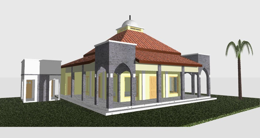 Gambardesaind Desain Masjid
