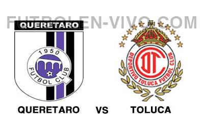 Queretaro vs Toluca