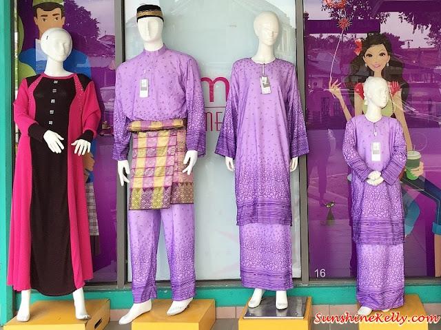 Raya Shopping, Pusat Pakaian Hari Hari, Hari Hari