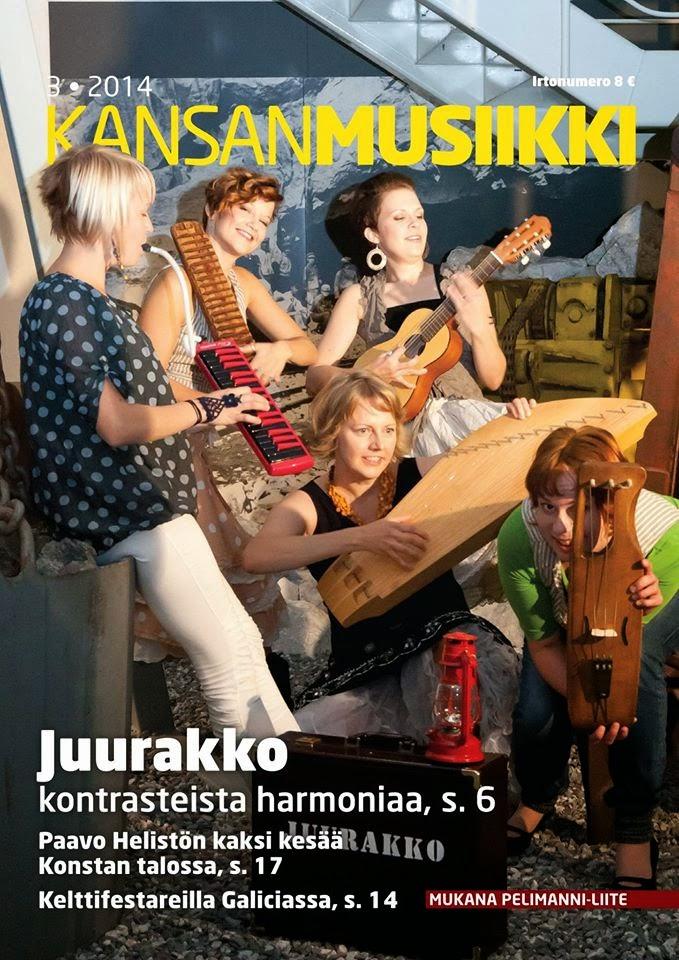 Kansanmusiikki 3/2014