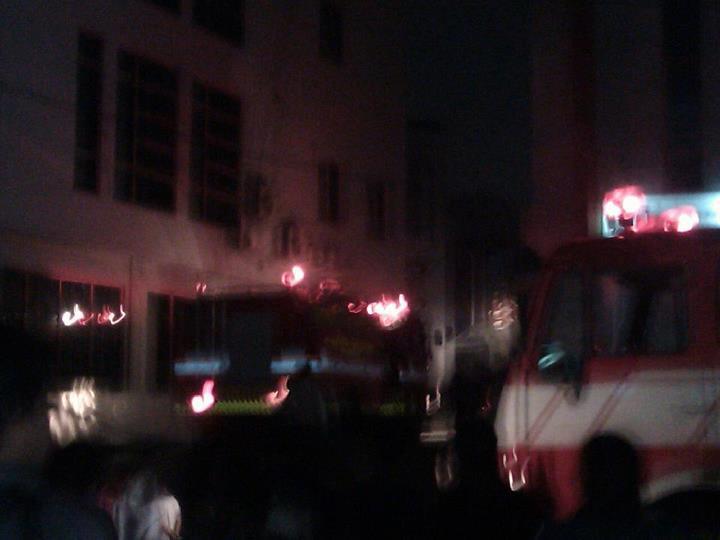 Kebakaran Server IDC Duren 3 Jakarta