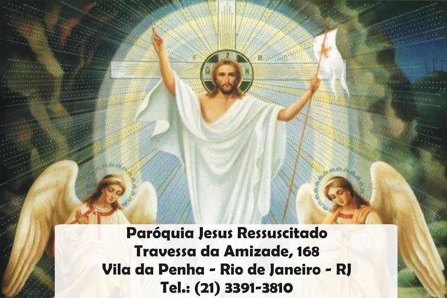 Paróquia Jesus Ressuscitado