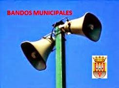 BANDOS MES DE AGOSTO 2014