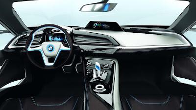 07 bmw i3 i8 BMW i3 & i8, Konsep Mobil Listrik Masa Depan