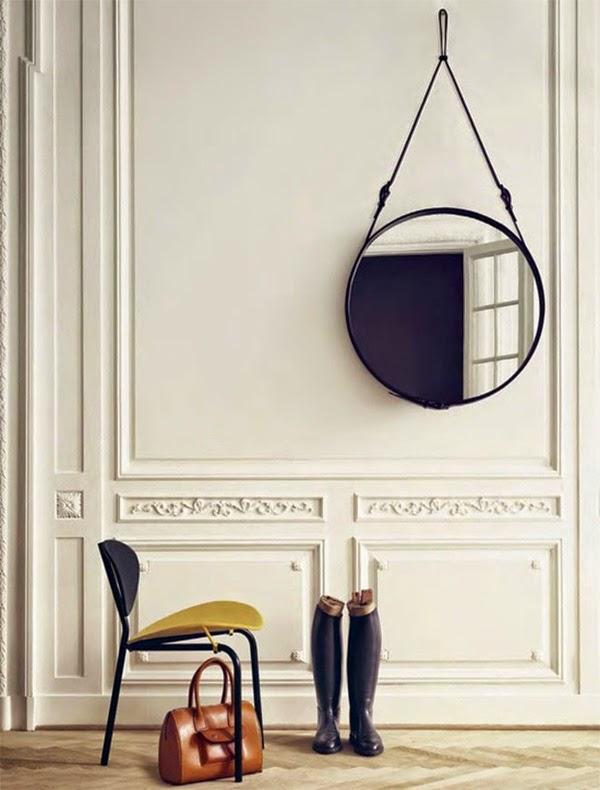 Muebles pr cticos por la decoradora experta ideas para for Ideas para decorar espejos redondos
