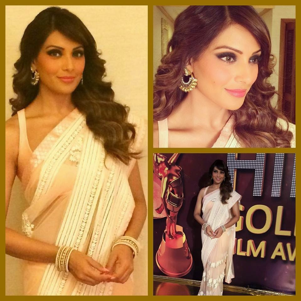 Bipasha Basu at Hiru Golden Film Awards in Colombo