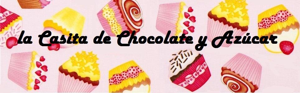 La casita de chocolate y azúcar