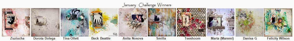 I won OUAS  01/2014