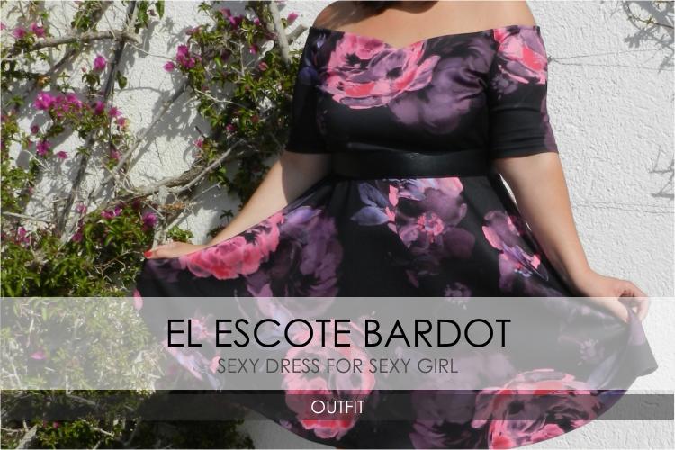 EL ESCOTE BARDOT · OUTFIT