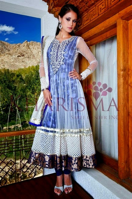Indian Fashion Stylish Suit 2014