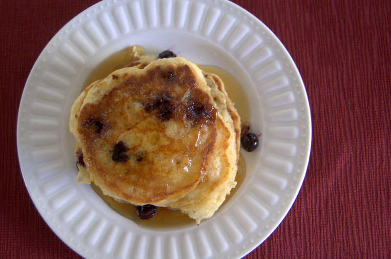 how to make the fluffiest pancakes ever