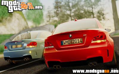 SA - BMW 1M E82