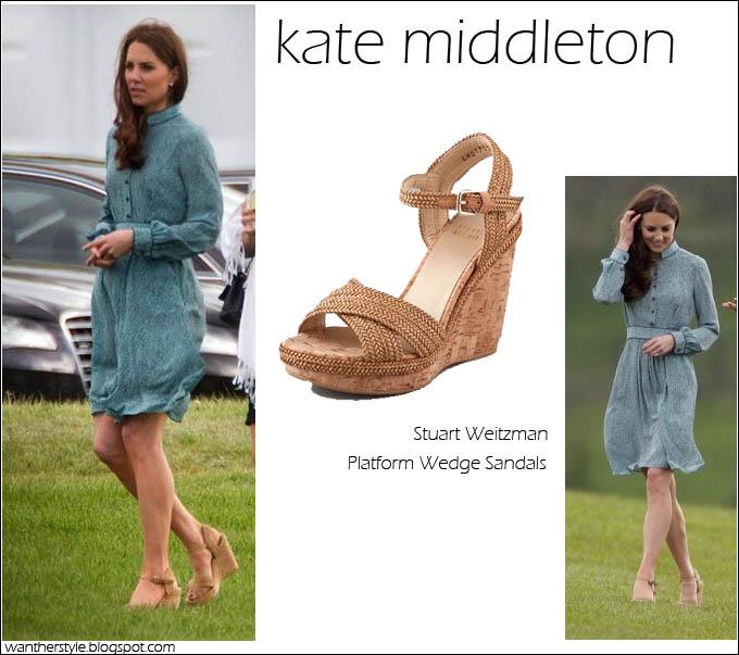what she wore kate middleton in stuart weitzman platform