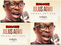JULIUS AGWU : Limpopo Affair, Kcee Joins Other Entertainers for Crack Ya Ribs At Indigo 02