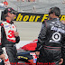 Caption this: Greg Biffle & Juan Pablo Montoya