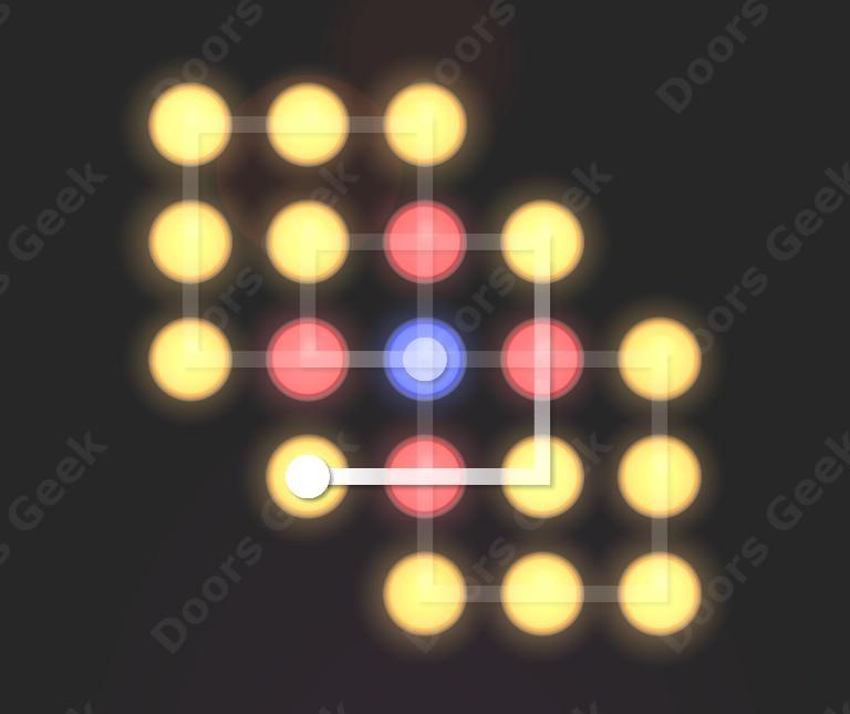 Solution, Cheats, Walkthrough for Neon Hack [Current Flow] Level 64