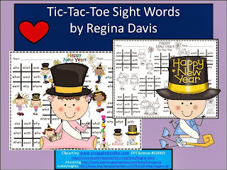 http://www.teacherspayteachers.com/Product/A-Happy-New-Year-Tic-Tac-Toe-Sight-Word-Practice-1034081