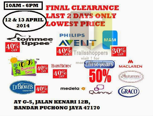 giggles.my baby store Final Clearance Puchong Selangor