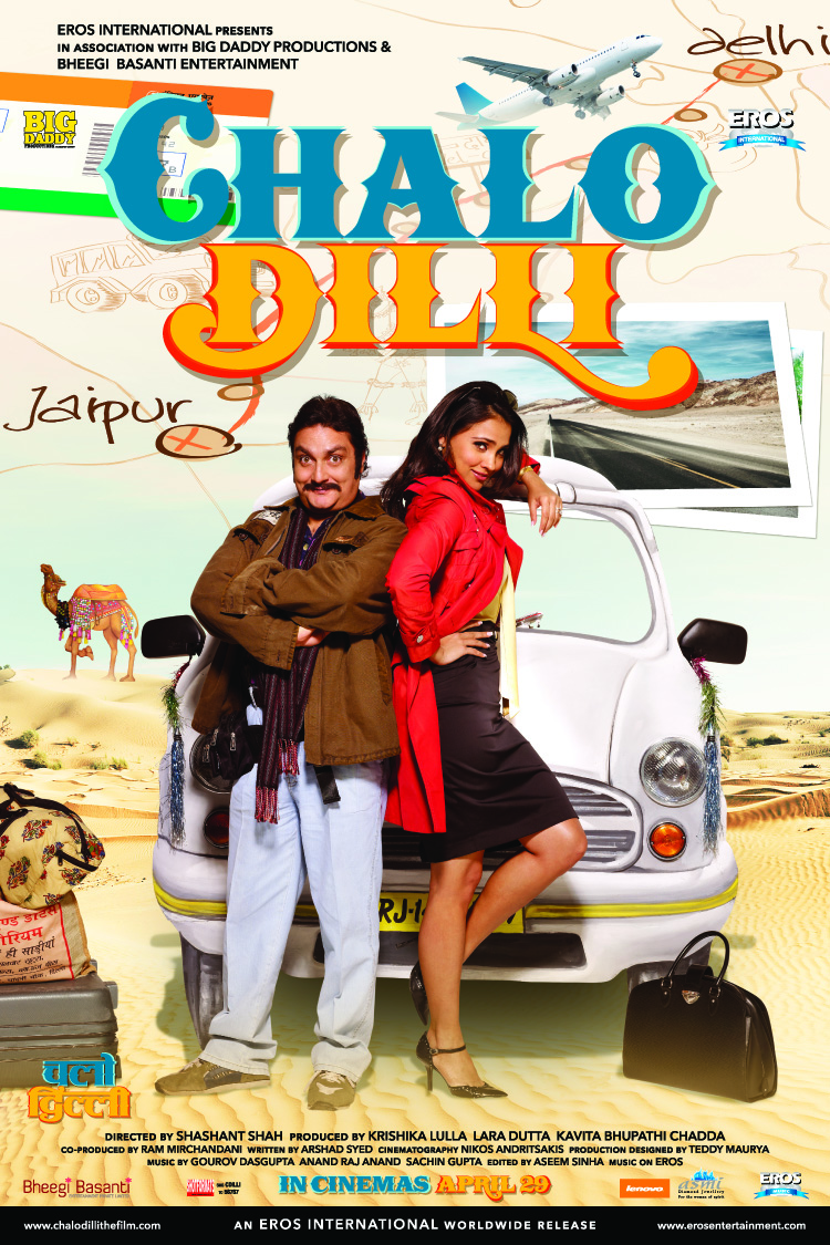 Chalo Dilli Movie Pictures