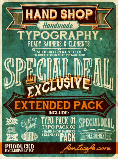 30 Free Vintage and Retro Fonts