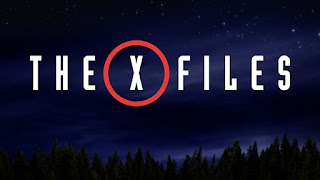 New X-Files logo with an updated sans serif font. Intriguing, no?