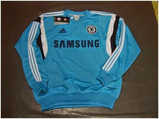 Sweater Sepak Bola Chelsea Terbaru Musim 2014-2015