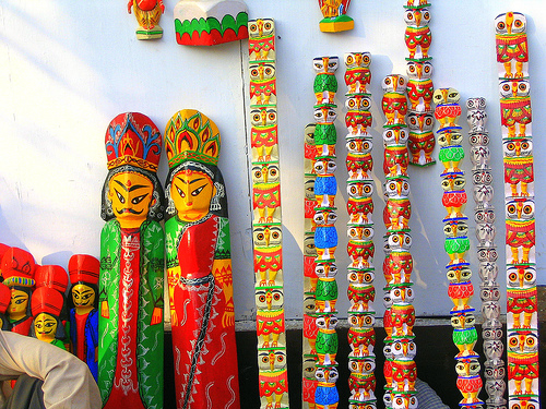Indian handicrafts images