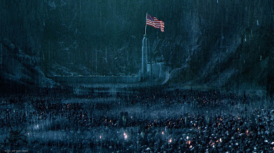 USA, EEUU, abismo, señor, anillos, helm