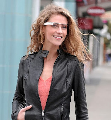 la proxima guerra Google's vision of 'techno glasses'