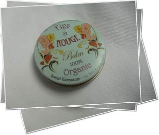 Figs and rouge organic balm