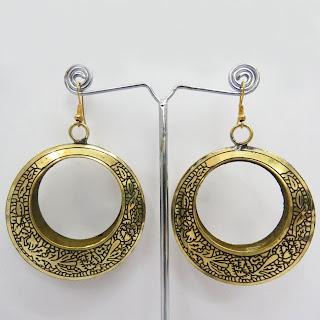 Latest Jewelry Earrings Designs For Girls 2013 14