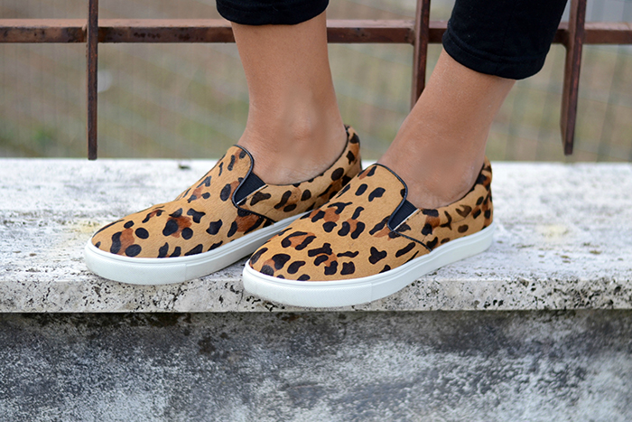 slip on leopardate