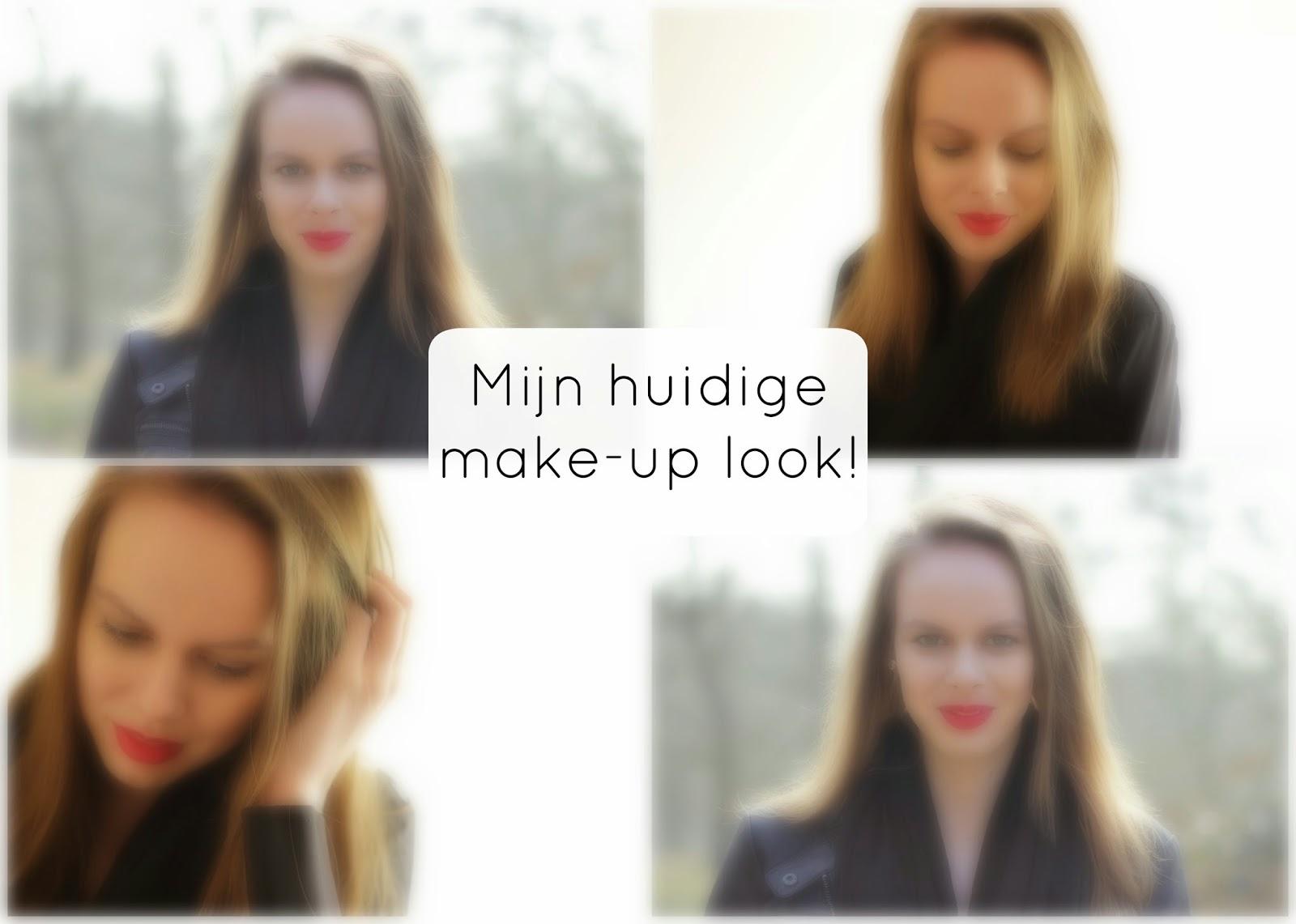 everyday makeup look mytopknot