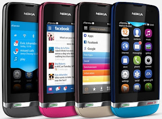 Gambar Nokia Asha 311 3G WiFi