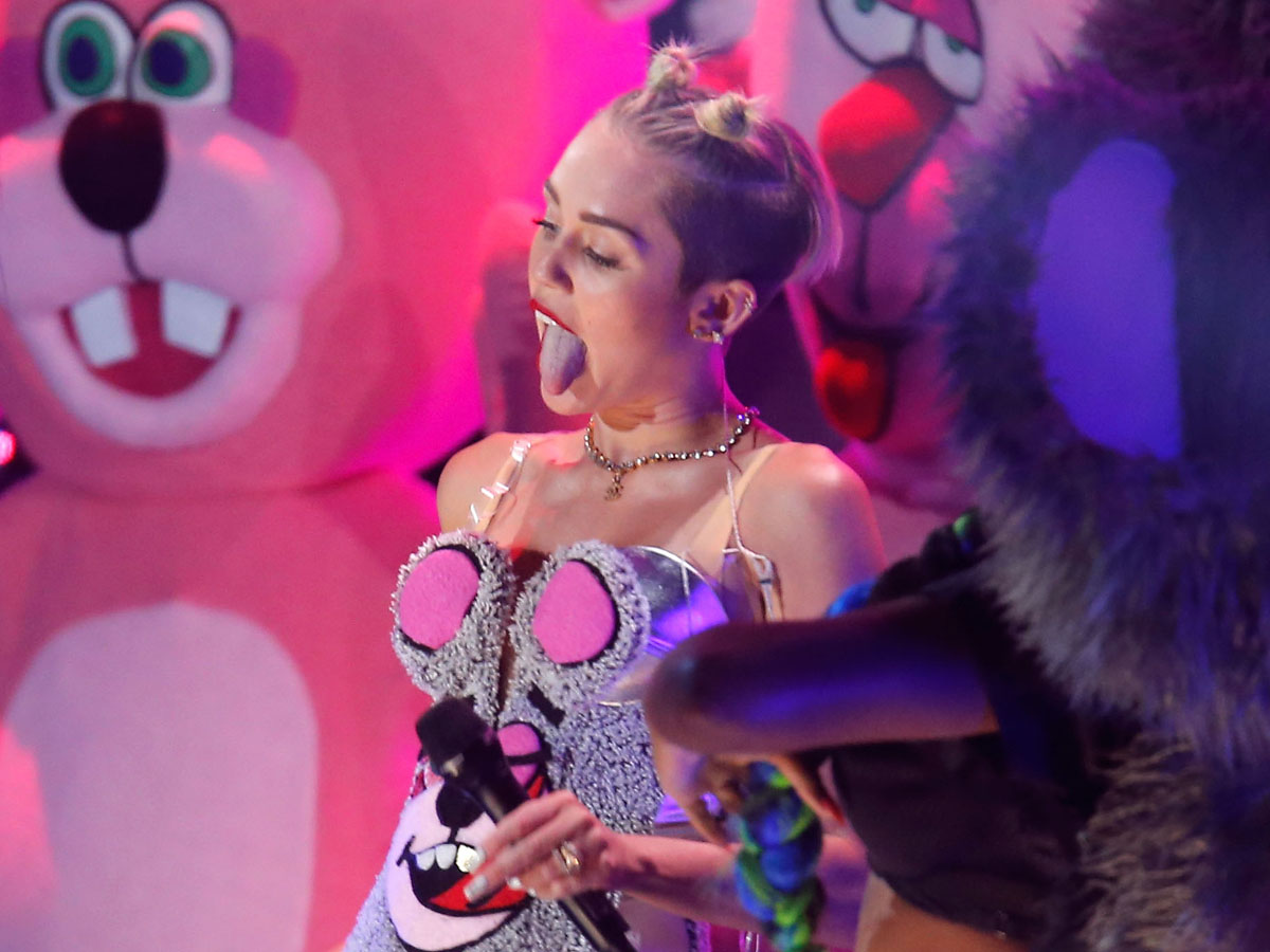 the musical career of miley cyrus Happy birthday, miley cyrus: 21 career miley-stones from 'hannah montana' to the vmas, here are miley's most memorable moments.